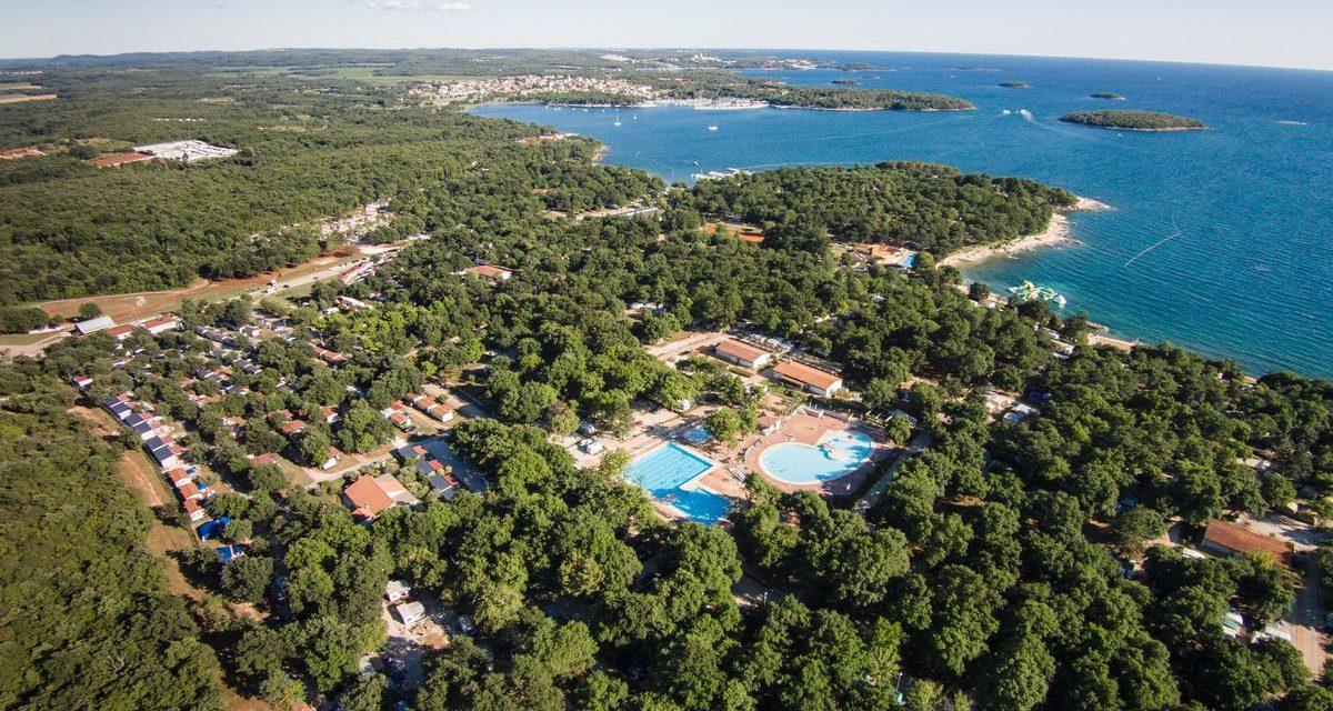 Camping Bijela Uvala | Luxe lodgetenten in Istrië