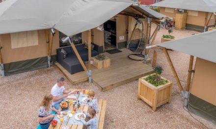 Camping Julianahoeve | Luxe Zanzi tenten in Renesse