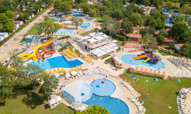 Lanterna Premium Camping Resort | Safaritenten in Istrië