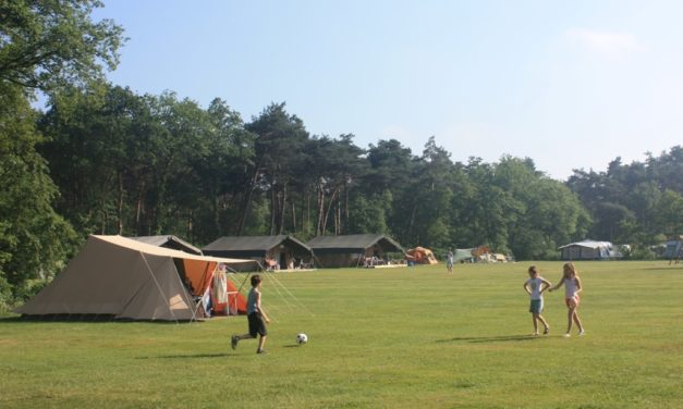 Natuurcamping de Lemeler Esch | Stijlvol kamperen in Overijssel